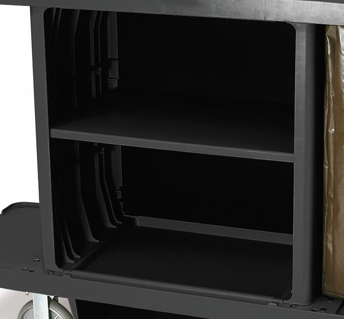 ADJUSTABLE SHELF KIT fit 6189,6198&6190 BLACK