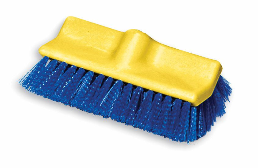 "10"" FLOOR SCRUB BLUE"