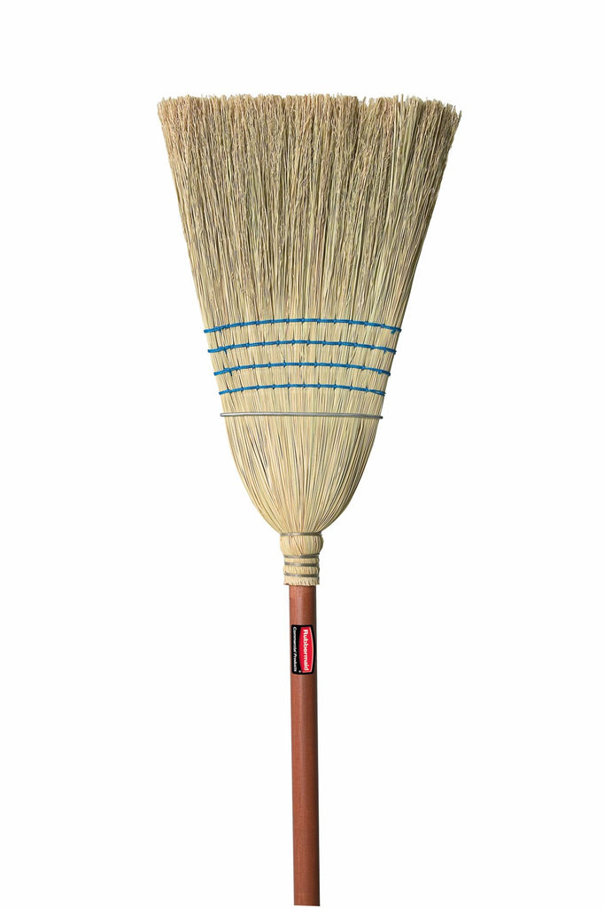 WAREHOUSE CORN BROOM BLUE