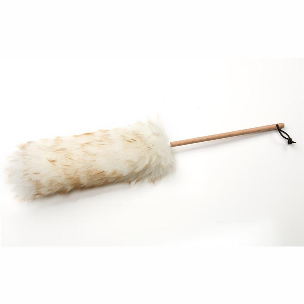 RUBBERMAID LAMBSWOOL DUSTER W/WOOD HDL