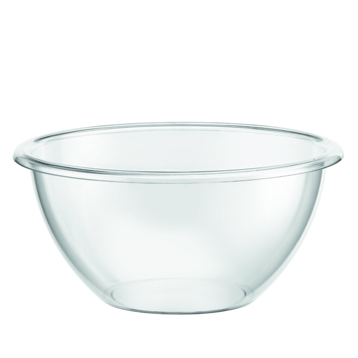 "RUBBERMAID 23"" SALAD BOWL CLEAR"