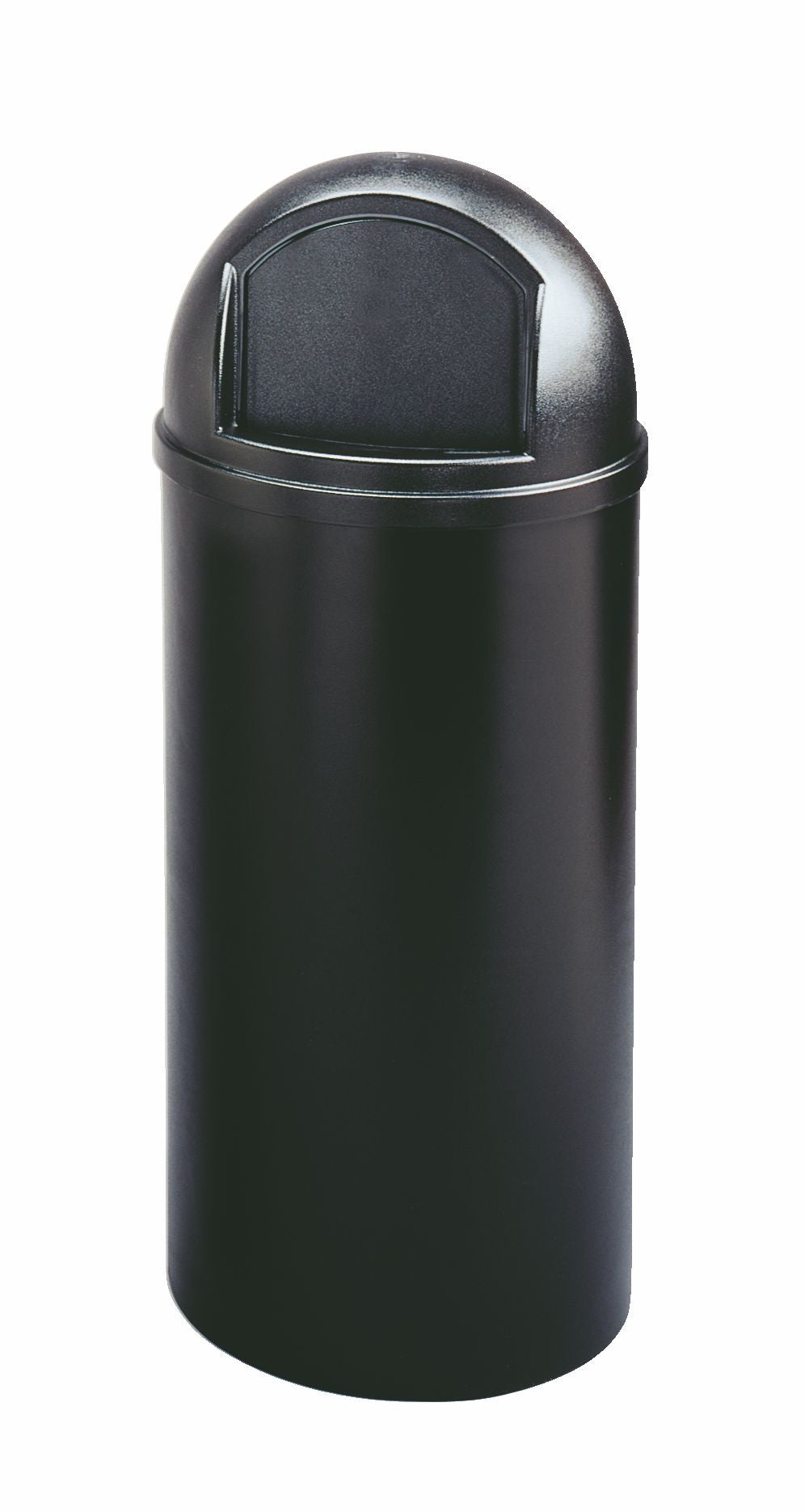 71777-15BLA  MARSHAL CONTAINER 15gal BLACK