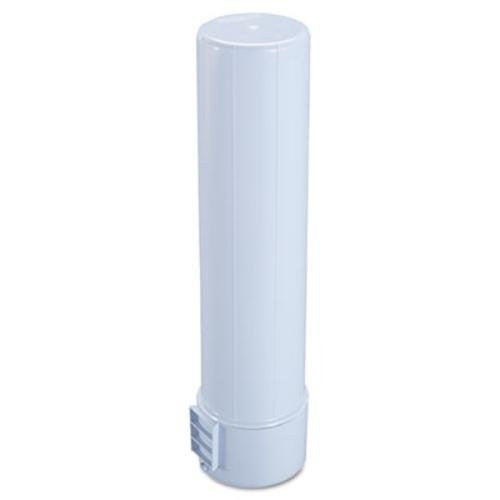 RUBBERMAID CUP DISPENSER WHITE