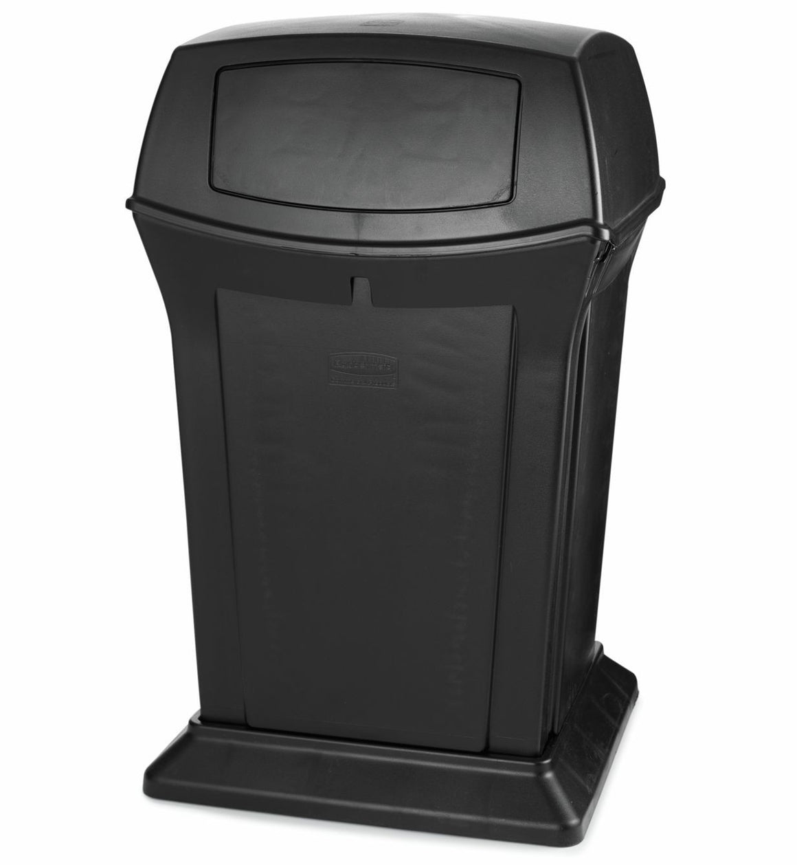 "45gal RANGER CONTAINER W/2-DOORS 24.88""Sqx41.5""H"
