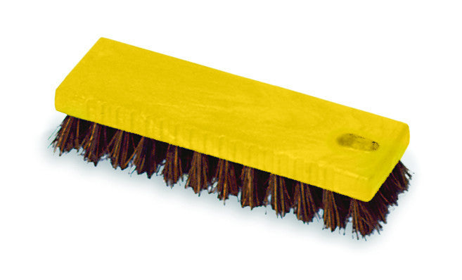 SQ BLOCK SCRUB BRUSH 9""