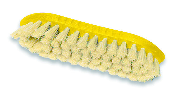 "POINTED SCRUB BRUSH 7½"" SYNTHETIC FILL"