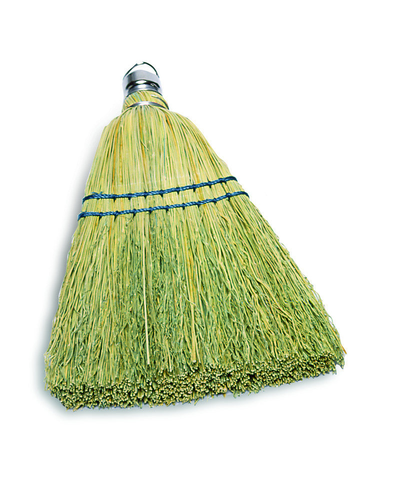 COIR WHISK BROOM 12¼""