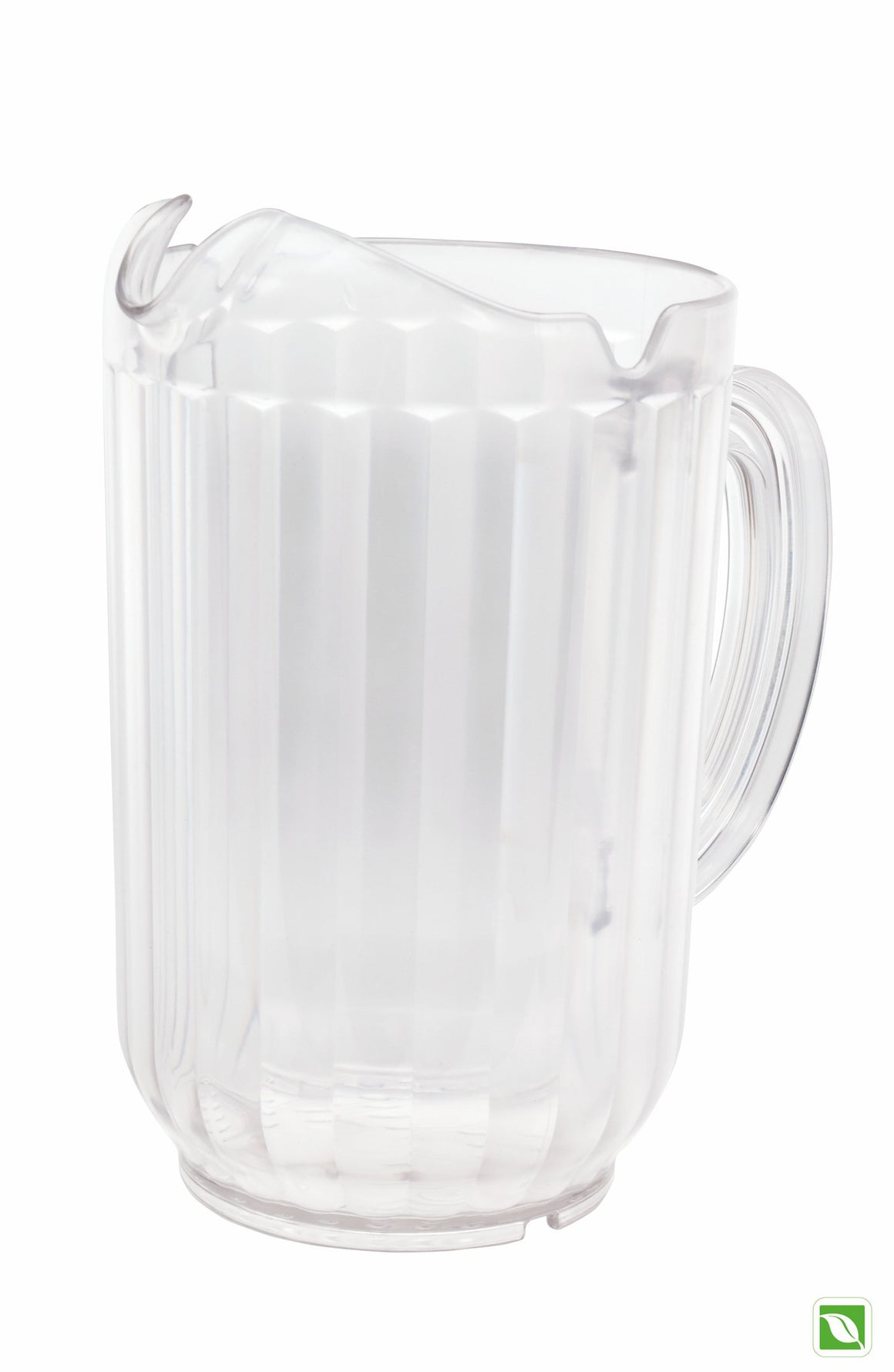 3 WAY BOUNCER PITCHER 60oz CLEAR