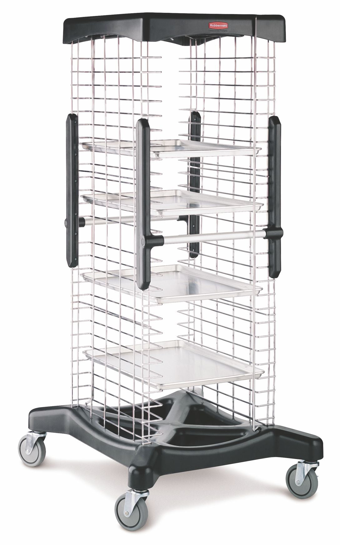 EXTEND LEG SHEET PAN RACK BLACK