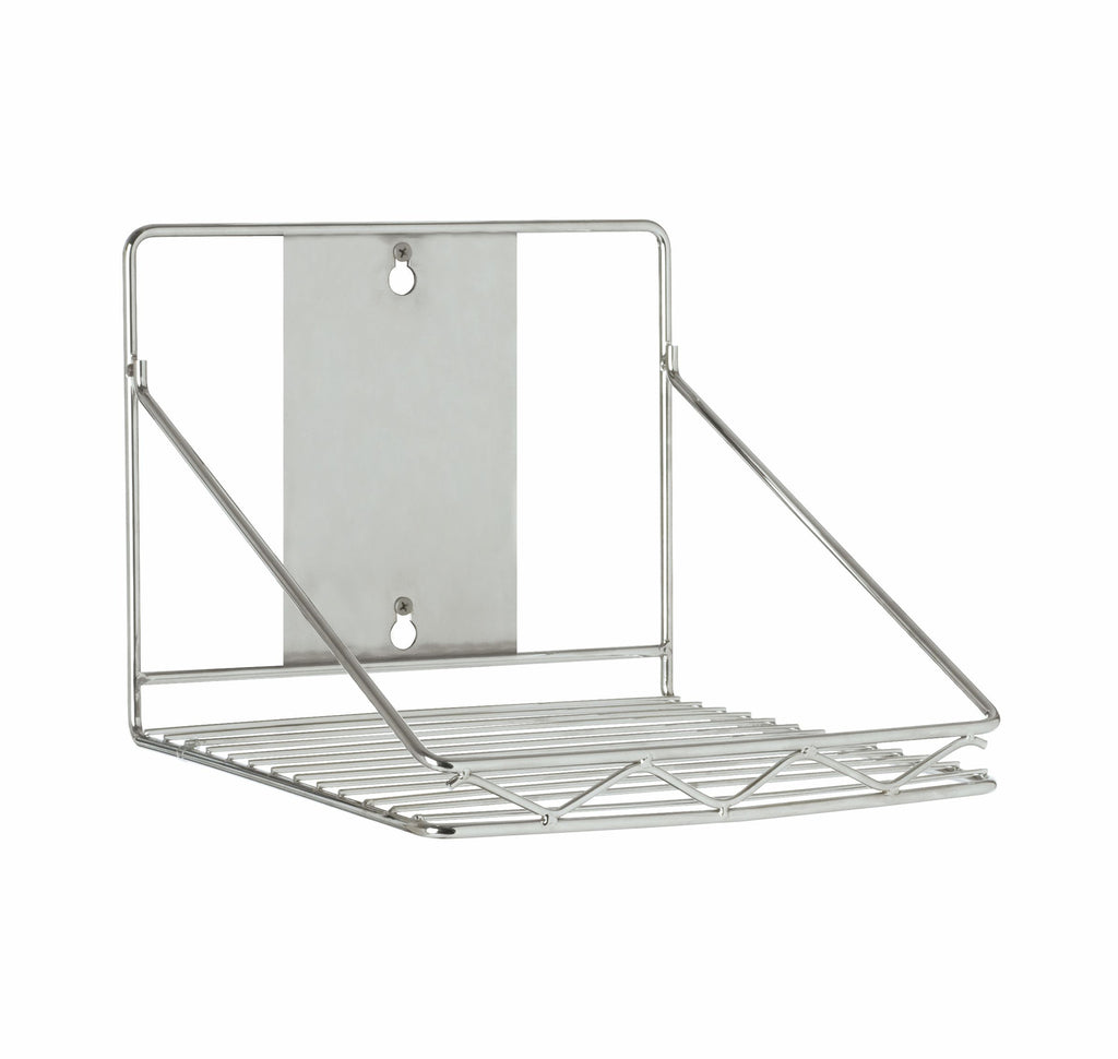 S/S WALL MOUNTED RACK for (9G60 INGREDIENT BIN)