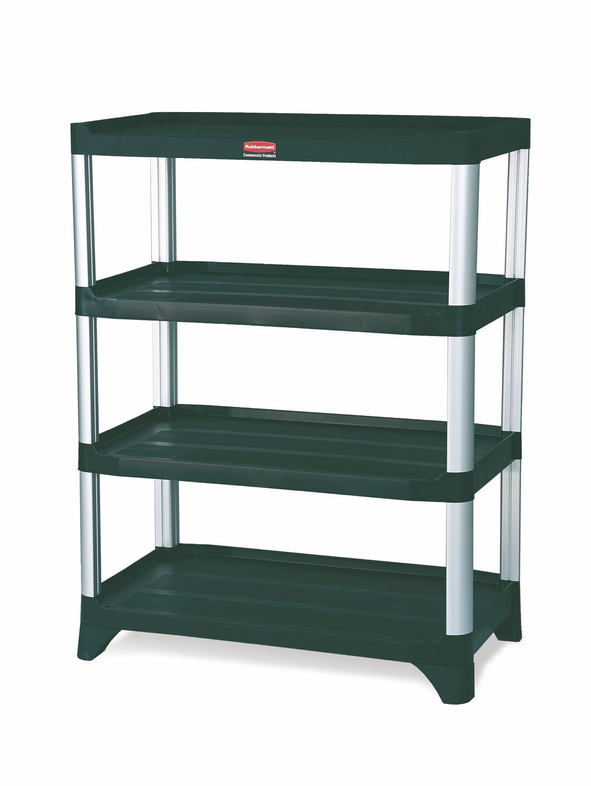 SHELVING 4-SHELF 35-1/8x20x45-7/8""
