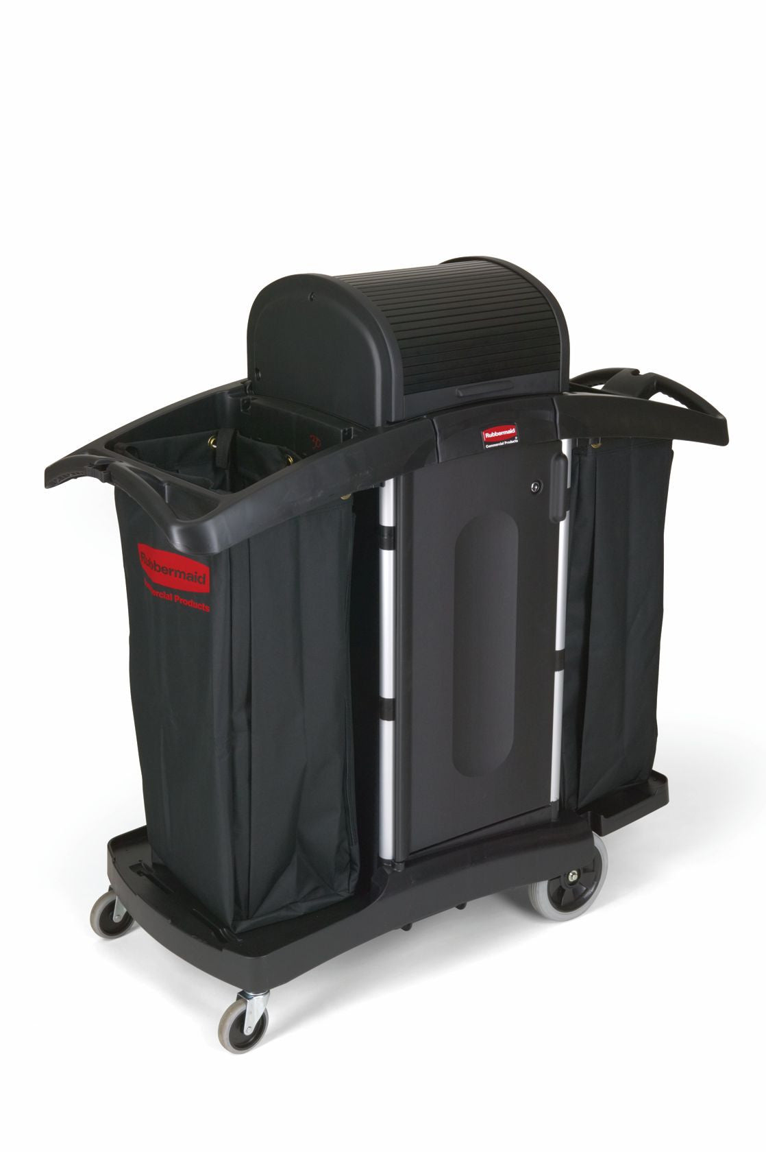 HIGH SECURITY HOUSEKEEPING CART