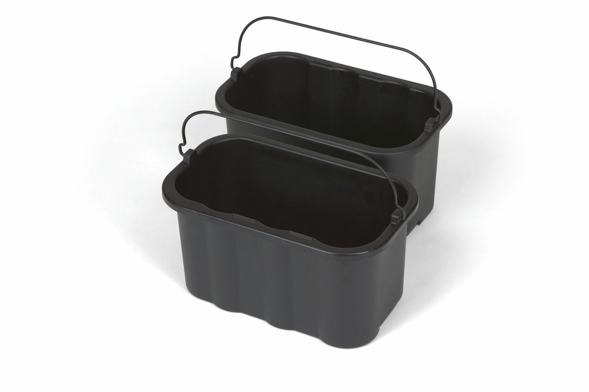 10qt DISINFECTING CADDY BLACK