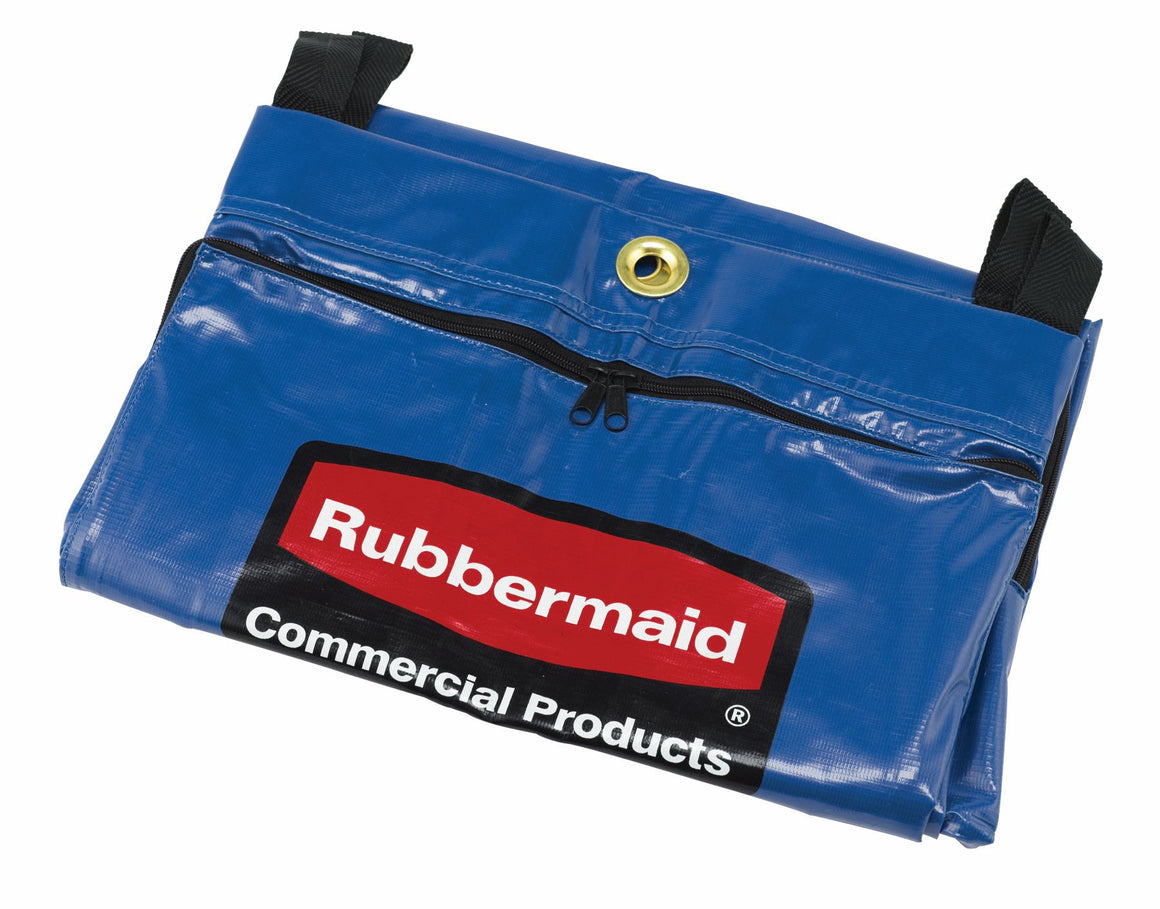 RECYCLING BAG W/U-R-Symbol BLUE