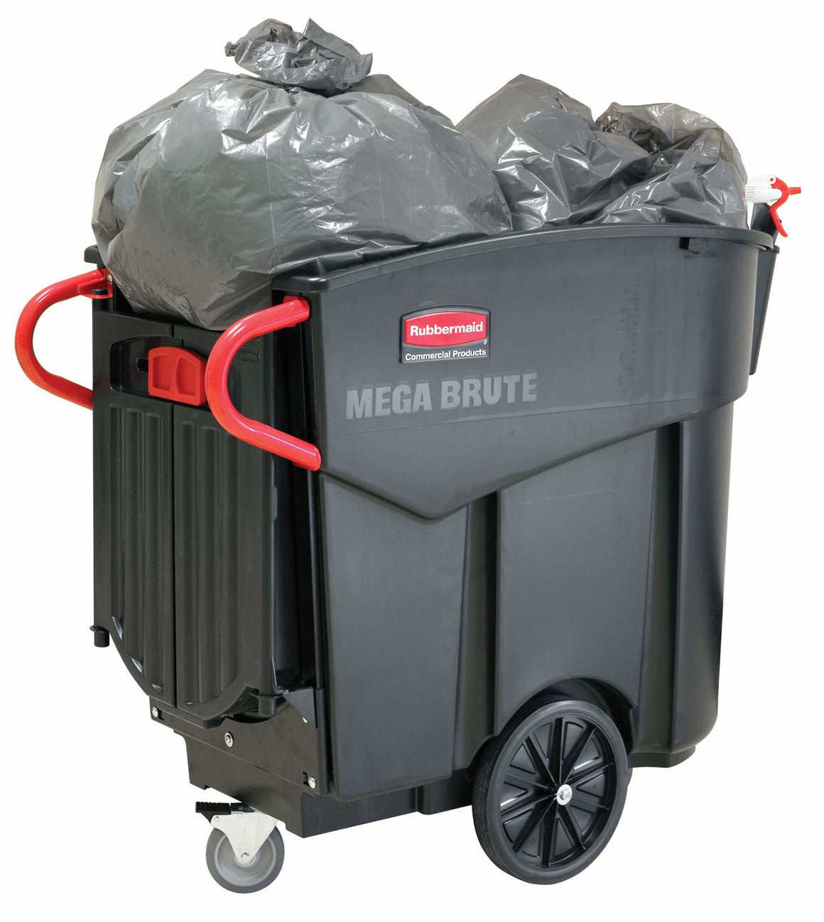 120gall MEGA BRUTE MOBILE WASTE COLLECTOR 1PK