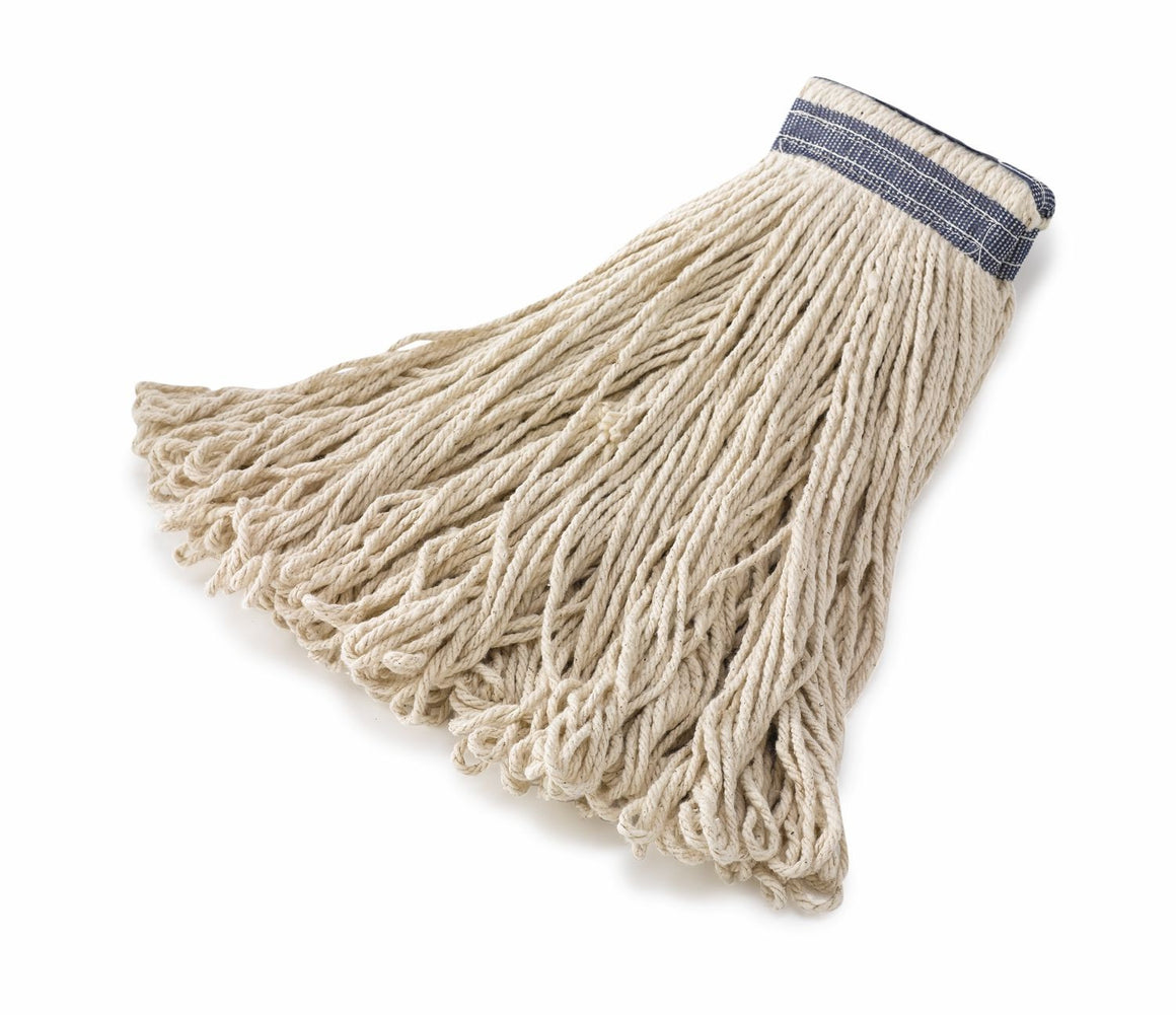 24oz ALL-PRO COTTON MOP WHITE