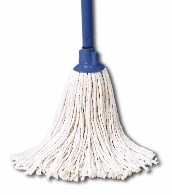 "* COTTON MOP & HANDLE 46"" combination"