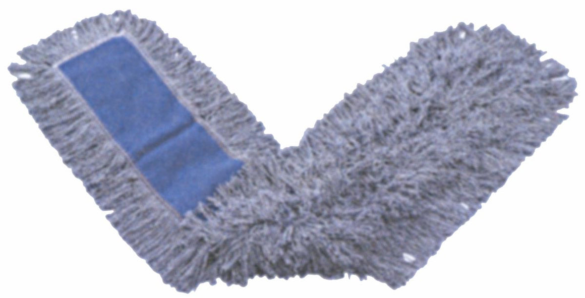 "18""x5"" DUST MOP BLUE"