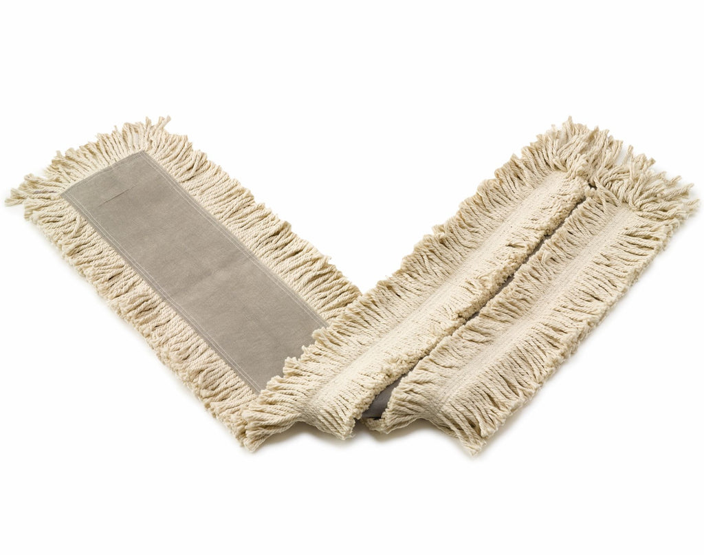 "5""x48"" DUST MOP WHITE"