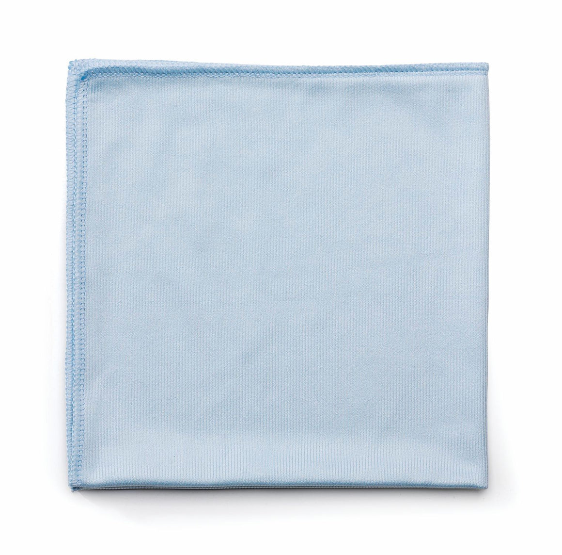 "MICROFIBER GLASS CLOTH 16x16"" L-BLUE"