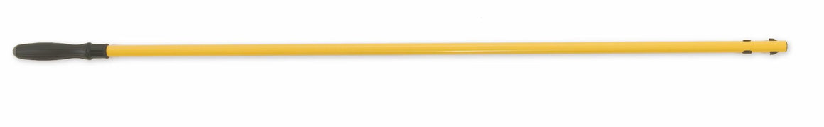 "ALUM QUICK CONNECT HANDLE 58"" YELLOW"