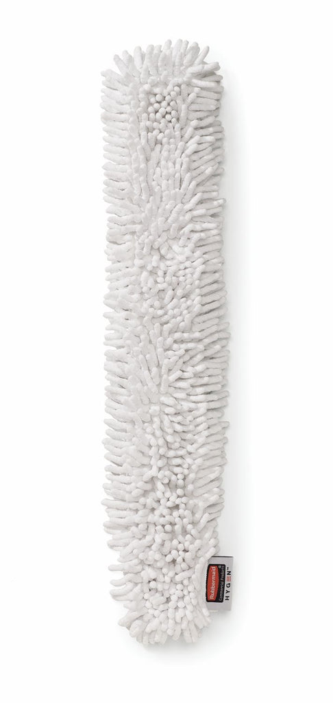 WAND DUSTER HIGH PERFORMANCE MICROFIBER REPLACEMENT SLEEVE WHITE