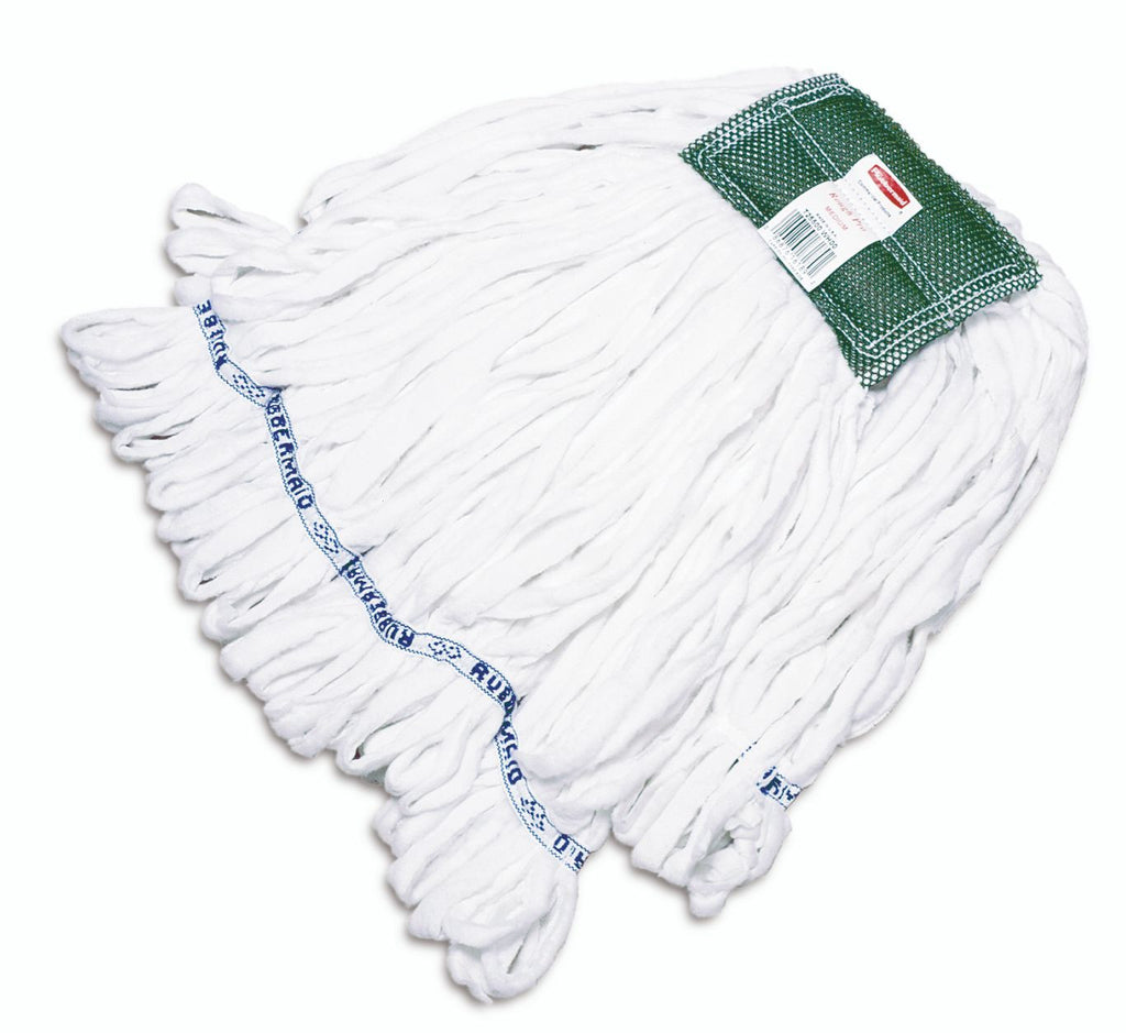 ROUGH FLOOR WET MOP MEDIUM WHITE