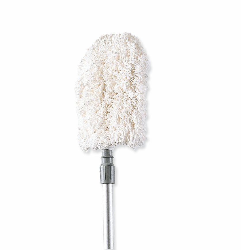 COTTON DUST MITT OFF-FLOOR DUSTING TOOL WHITE for T410