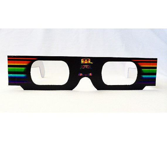 Jumbie Art 3D Glasses