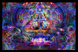 Astral Lotus Tapestry (Lotus Series)