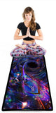 Cosmic Surfer Yoga Mat