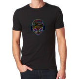 T-Shirt Disco Alien Mens