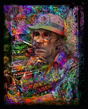 Doctor Hunter S. Thompson Tapestry