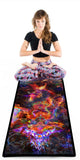 Fire Goddess Yoga Mat