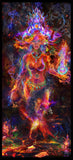 Pele the Fire Goddess Tapestry (Elemental Series)