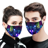 Future Tokyo Version 1 Face Mask