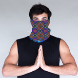 Hunter Hawaiian Neck Gaiter