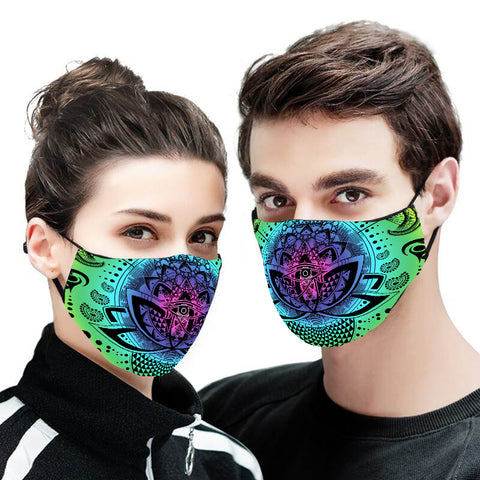 Hype Lotus Face Mask