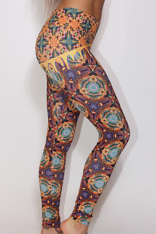 Bass Hive Leggings