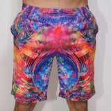 Abstract Long Shorts