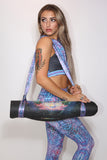Whale Named Gaia Yoga Mat