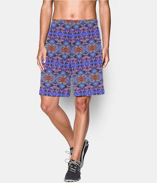 Padma Remix Long Shorts