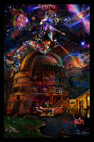 Observatory Tapestry