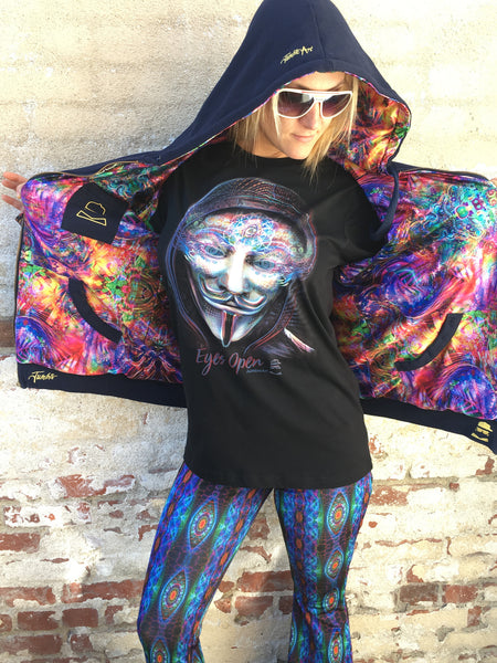 Cotton T-Shirt - Guy Fawkes (Ready To Ship)
