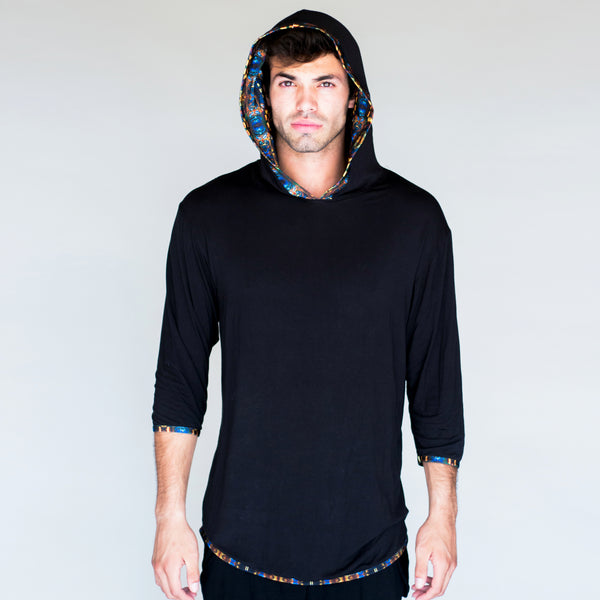 Men's Hooded Shirt - Anubis