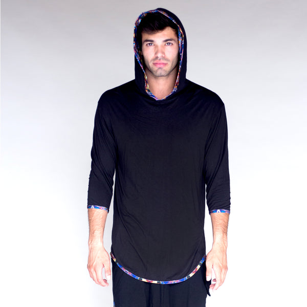 Men's Hooded Shirt - Horus