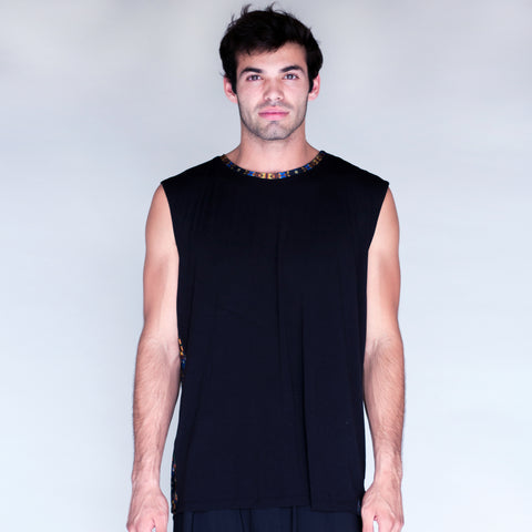 Sleeveless Shirt - Anubis