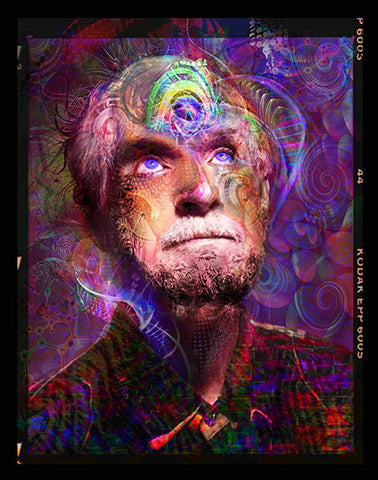 Timothy Leary Poster