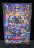 Vishnu Canvas (Hindu Series)