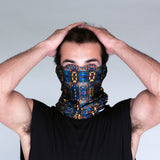 Anubis Repeat Neck Gaiter